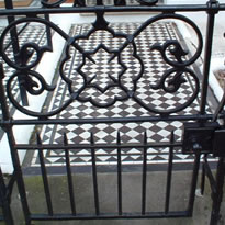 Metal Railing Design