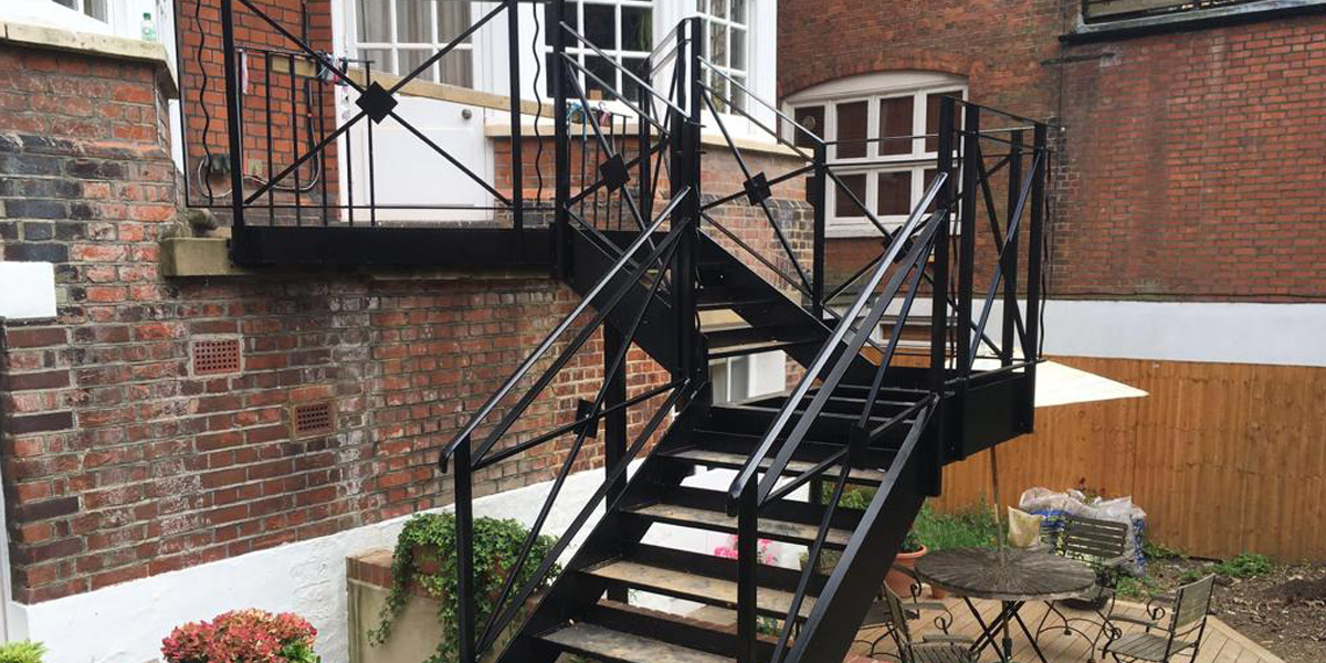 Importance of Staircase designs in Infrastructure